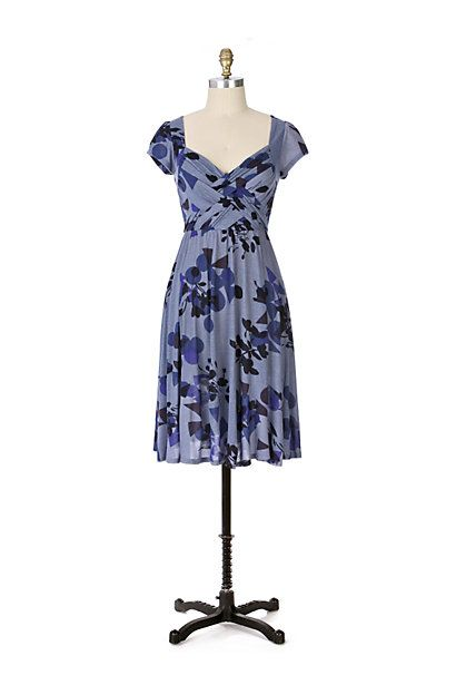 Anthropologie French Braid Dress