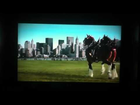 ? Budweiser 9/11 Tribute Clydesdales Commercial Ad (2011 remake) -