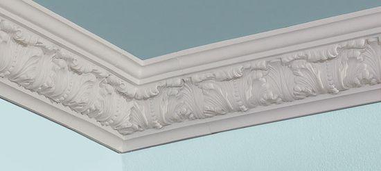 DIY Installing architectural moulding.