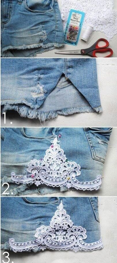Do it yourself modification shorts