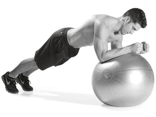 Gym Ball Workouts for Men