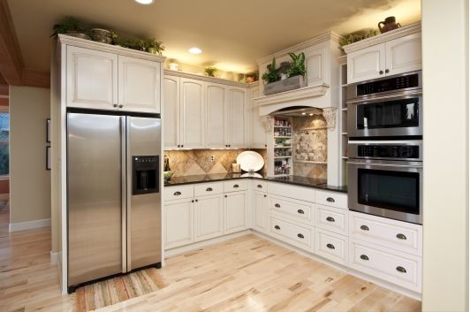 After - kitchen design makeover