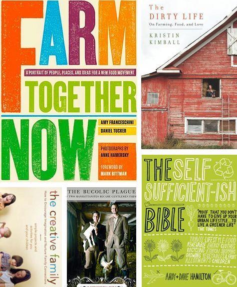 Farm books