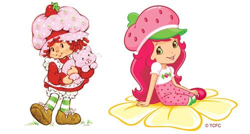 """80 Totally Awesome Things From The '80s ---   """"Strawberry Shortcake"""""""