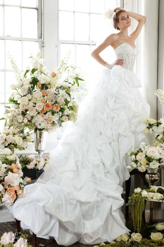Lovely Wedding Gown...