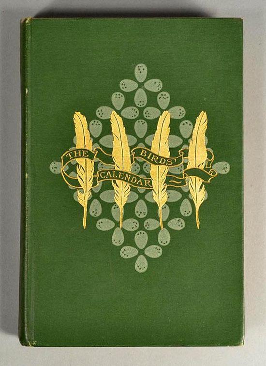 The Bird's Calendar...H.E.Parkhurst   1894
