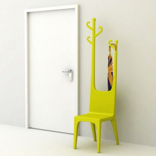 coat rack chair