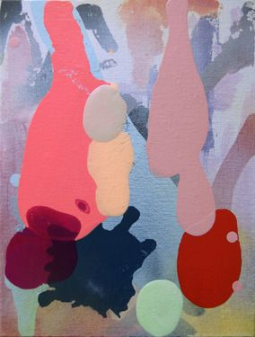 "Saatchi Online Artist Anne Harper; Painting, ""End of the Reigns"" #art"