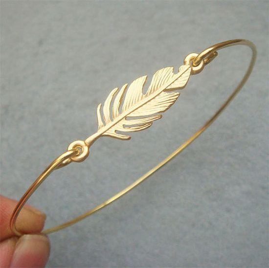 Feather Cuff