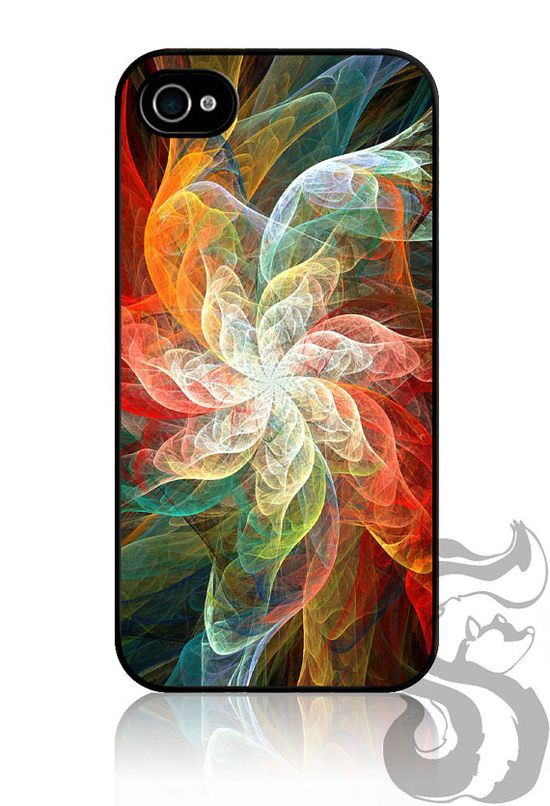 Colorful iphone 4 case