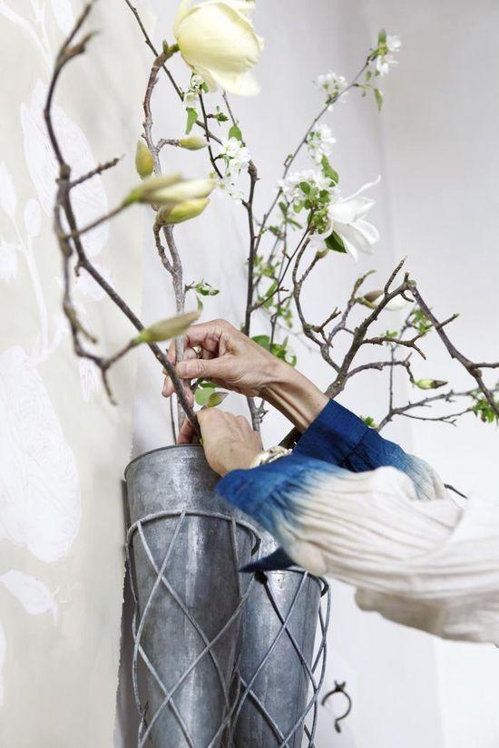 Louesa Roebuck, Renegade Florist : Remodelista