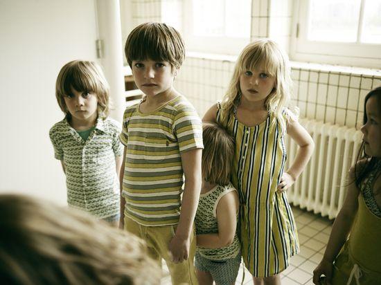 Striped variations for kids clothing summer 2014 at Kidscase