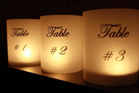 table # centerpieces