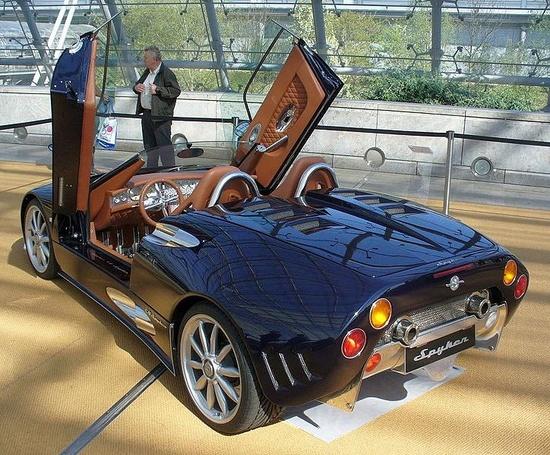 Spyker Dutch sports car