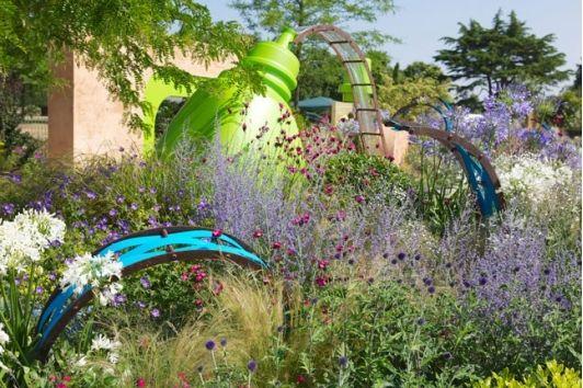 Garden design idea - Home and Garden Design Ideas