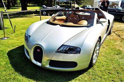 Bugatti Veyron Grand Sport...