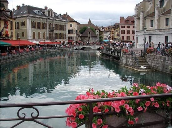 Annecy Travel Guide - Annecy