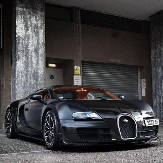 Sick AF Bugatti Veyron