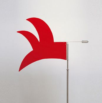 Modern Weathervanes From Italy. Five great designs for any modern home. #design #weathervane