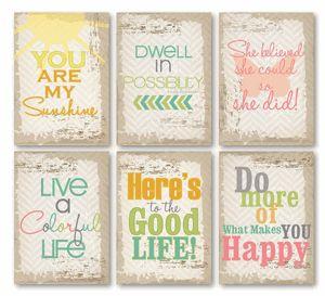 cute card or tag ideas