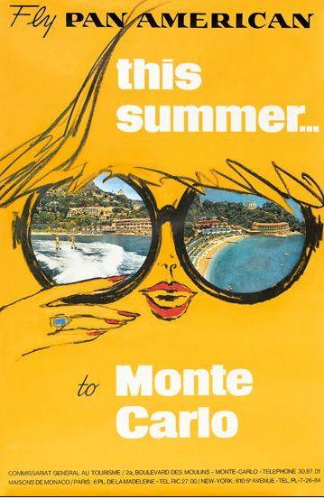 Monte Carlo - Pan Am