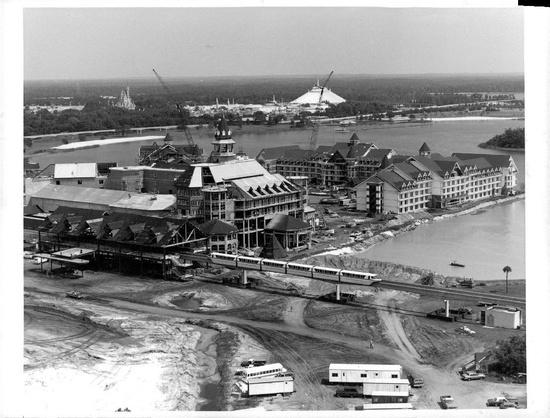 1987 Disney World Grand Floridian Beach Resort