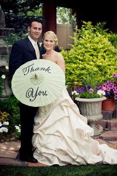 Wedding, Parasol