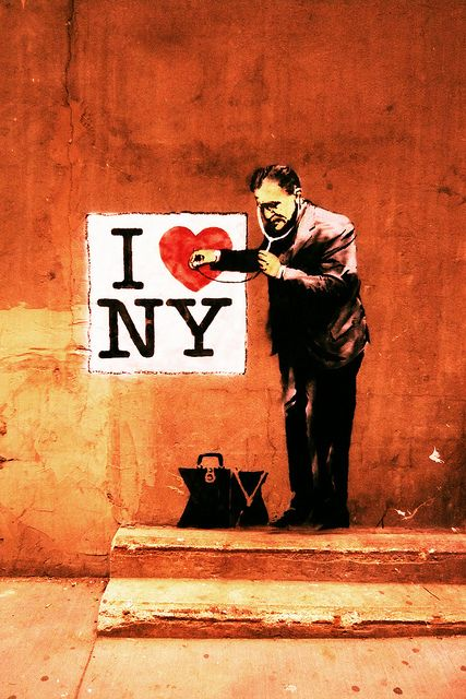 Banksy: The King of Graffiti Art - Daily Inspiration