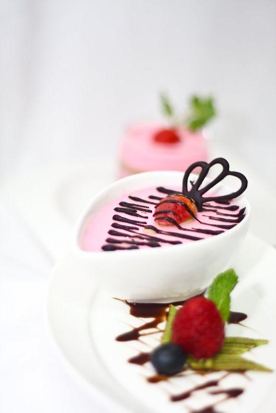 Strawberry dessert! :)(: