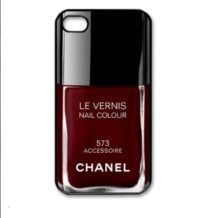 chanel nail accessoire etsy Hard Case iPhone  Unique for iphone 4 case, iphone 4S case and iphone 5 case
