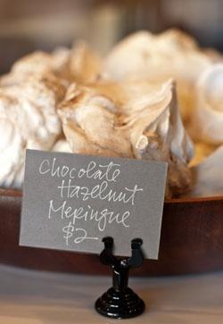 proof bakery meringues
