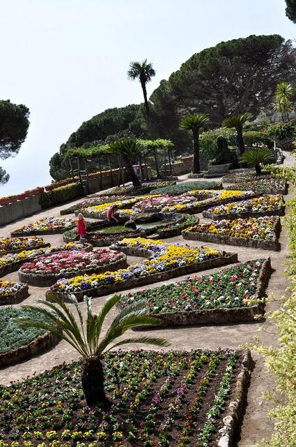 Villa Rufolo, Ravello, Costa de Amalfi