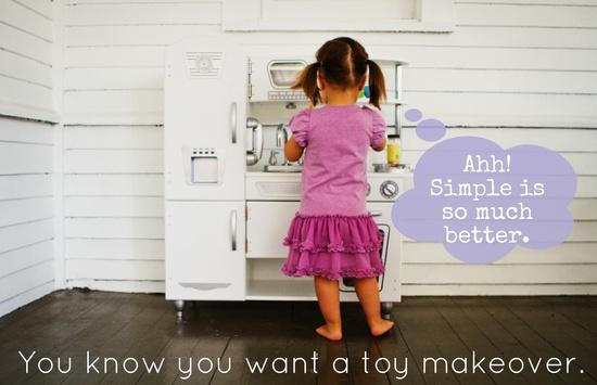 Still too many toys? Here's help.