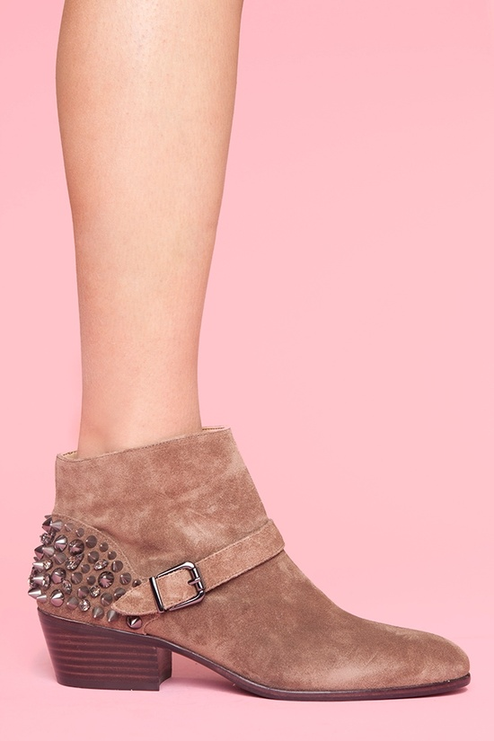 I NEED these > Pax Studded Ankle Boot
