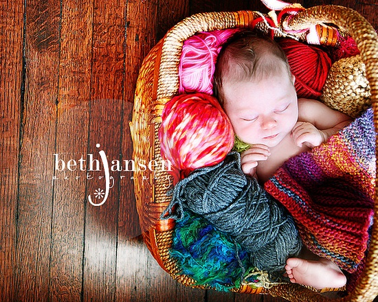 yarn baby