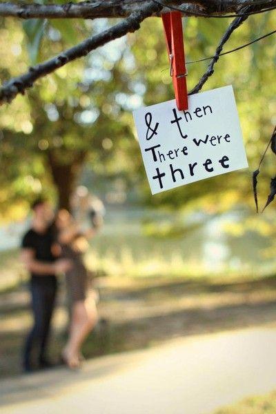 Creative ways to reveal pregnancy? « Weddingbee Boards