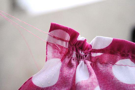 How to Sew Ruffles Tutorial