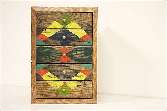 VOLK handmade furniture : Sandy Chest