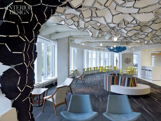 like the work space facing windows idea