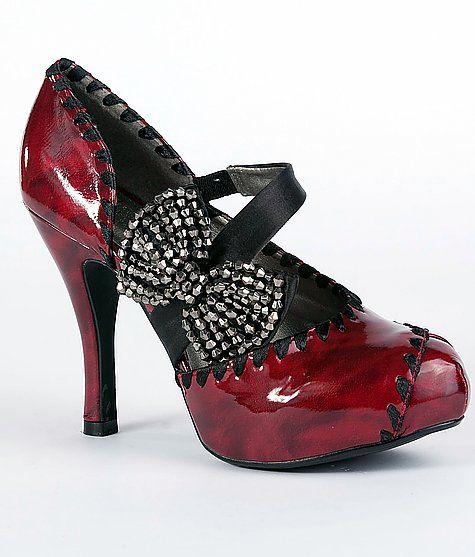 Oh how I love these shoes!!!