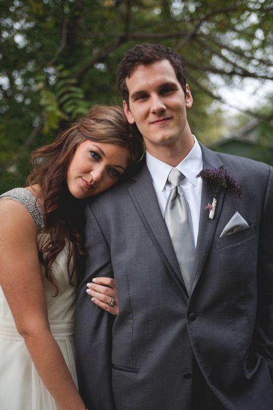 Beautiful wedding photo!