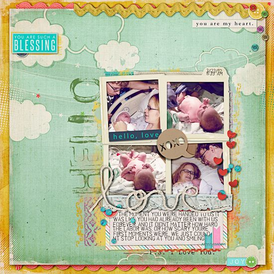 So way love! by Trish