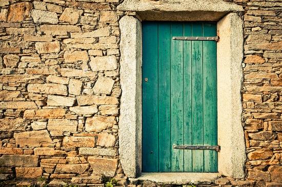 #green door