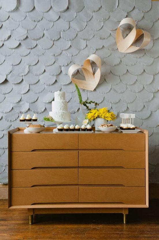 #interior #decor #styling #sideboard #modern #wall