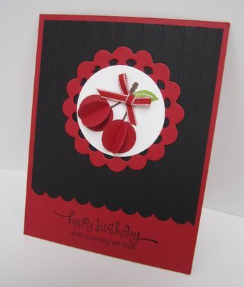 Punch Art Cherries - bjl
