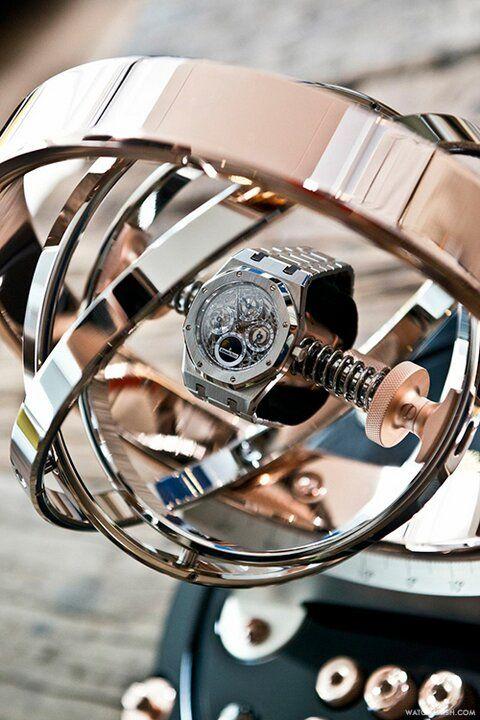 Copper & Watch