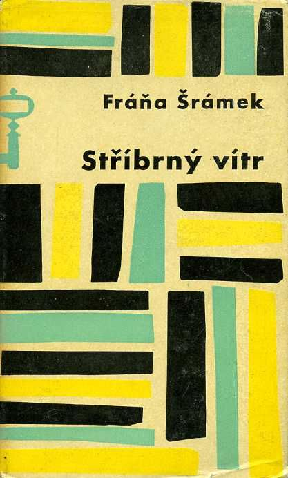 Czechoslovakian book cover, 1 9 6 4 .