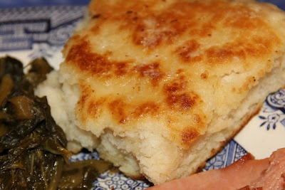 Old-fashioned Biscuit Bread