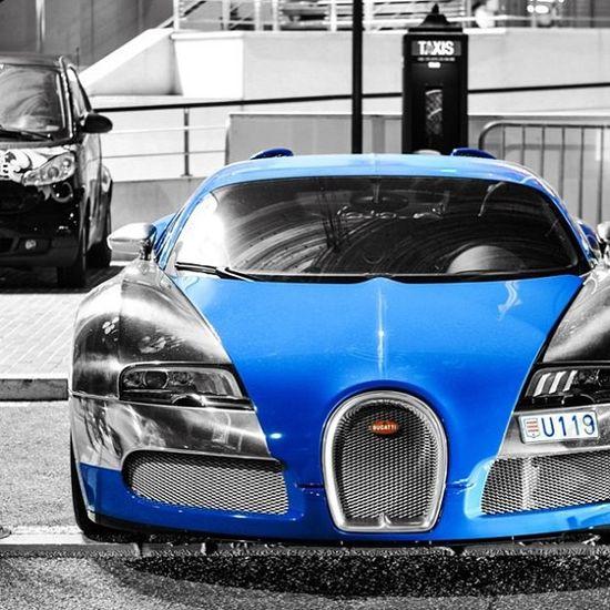 Super Cool Ride: Bugatti Veyron Super Sport