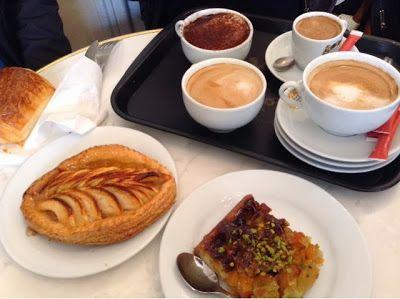 paris breakfasts